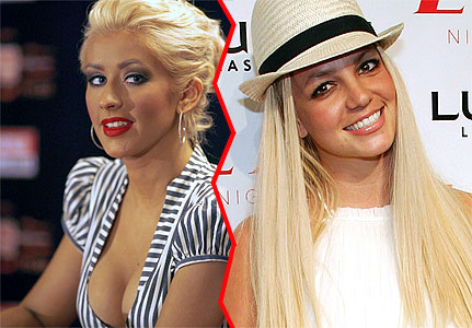 If You Had to Pick: Team Spears or Team Aguilera?