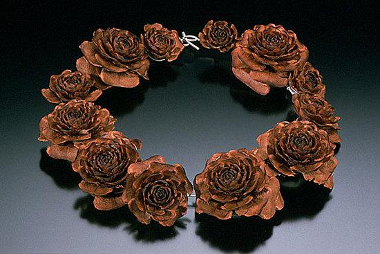Sarah Hood, jewelry artist :: Jewelry :: Organic :: Main Street #1