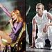 Madonna sings to Justin