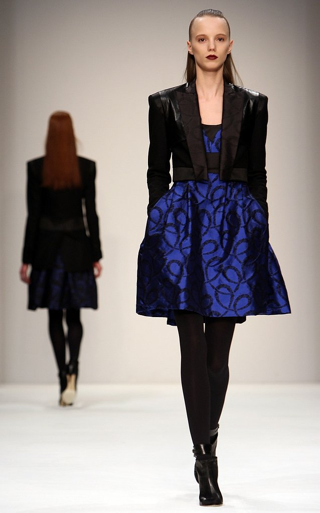 Jens Laugesen Fall/Winter 2008 London Fashion Show