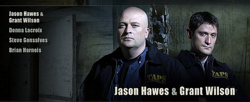 Ghost Hunters (TAPPS) I love this show.