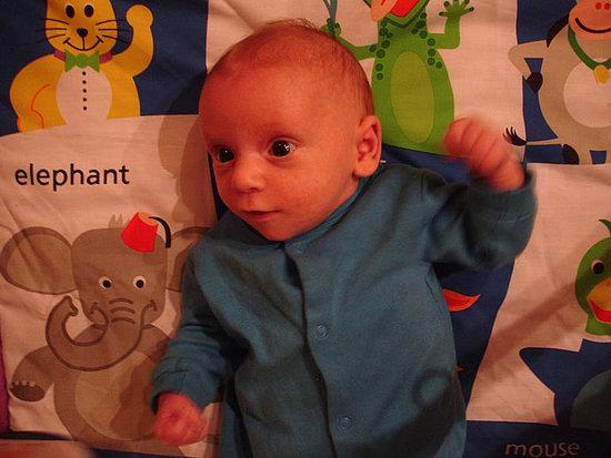 Manu Kenzo 1 month old