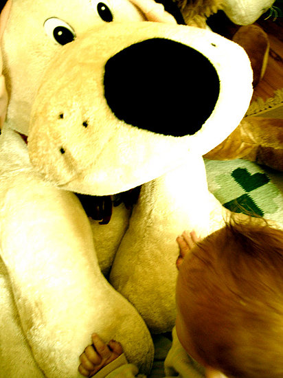 Manu Kenzo 6 months old