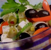 Healthy recipe: Greek Salad