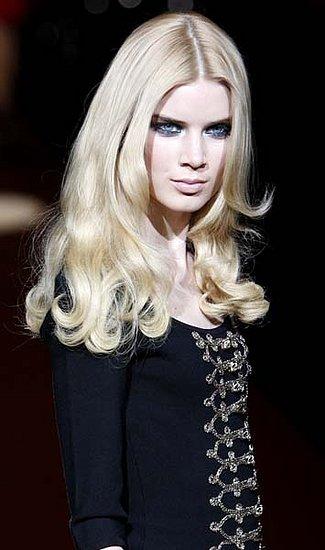 Fashion Week Temperley London Beauty Look