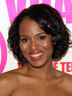 Love It Or Hate It? Kerry Washington's V-Day Look