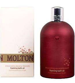 Product Review: Molton Brown Davana Blossom Foaming Bath Oil