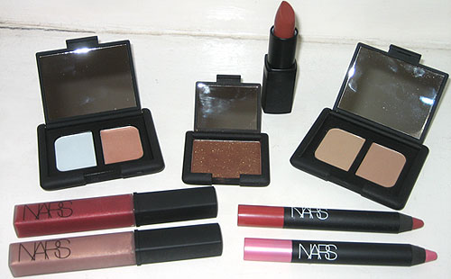 Nars Summer 2008 Exotica Collection