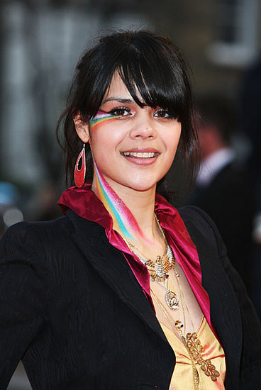 Brit Awards: Natasha Khan/Bat For Lashes Eye Makeup