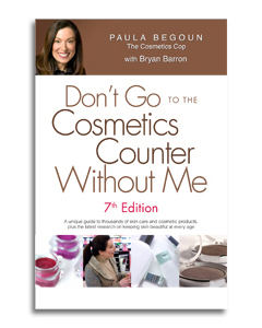 Bella Book: Don't Go to the Cosmetics Counter Without Me
