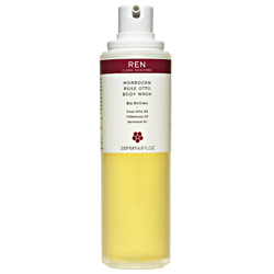 Saturday Giveaway! REN Moroccan Rose Otto Body Wash