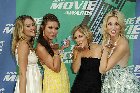 The Hills: slideshow of Lauren, Audrina, Whitney, and Heidi