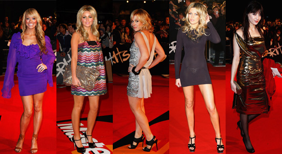 2008 Brits Awards Worst Dressed