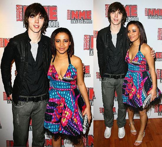 NME Awards 2008: Larissa Wilson