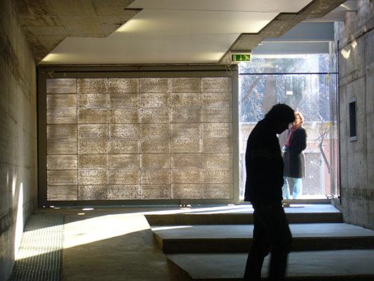 Cool Idea:  Light-Emitting Concrete