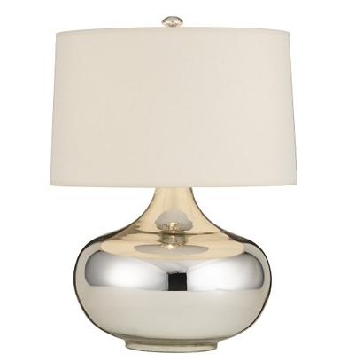 Crave Worthy: Crate and Barrel Haley Table Lamp