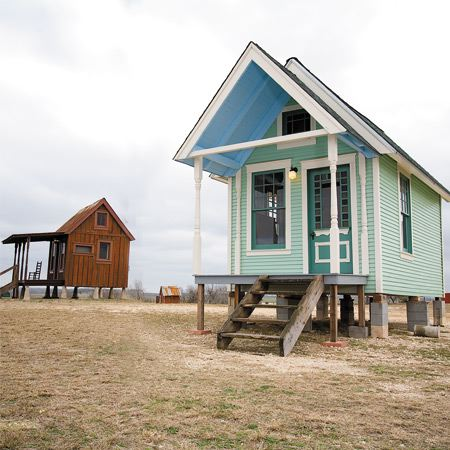 Cool idea tiny texas houses popsugar home for Small home builders texas