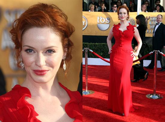 Screen Actors Guild Awards: Christina Hendricks