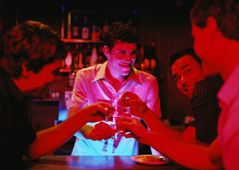 Relationship Protocol: How Do You Feel About Boys' Night?