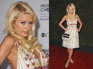 2009 People's Choice Awards: Paris Hilton