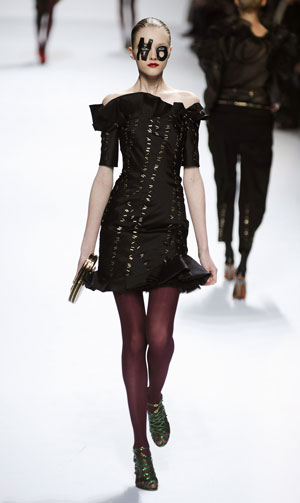 Fab Flash: French Fashion Industry Takes Anti-Anorexia Action