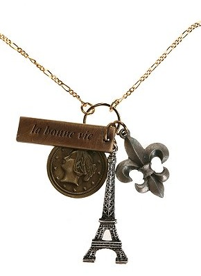 Simply Fab: Destination Charm Necklaces