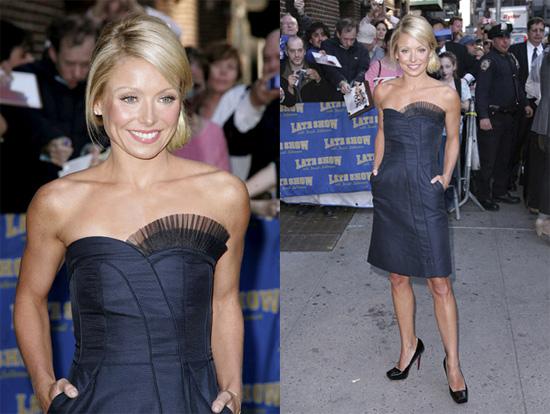 Celebrity Style: Kelly Ripa