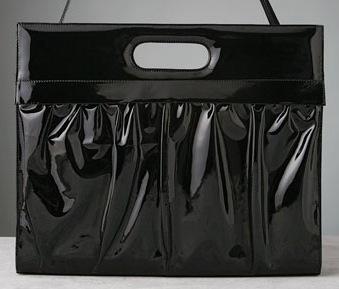 Lauren Merkin's Patent Leather Laptop Bag: Love It or Leave It?