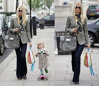 Celebrity Style: Claudia Schiffer