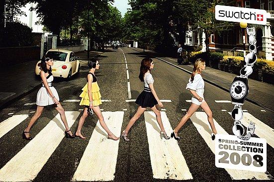 Fab Ad: Swatch Spring/Summer '08
