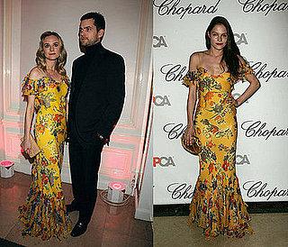 Who Wore It Better? Ralph Lauren Floral Ruffle Dress