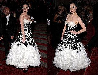 The Met's Costume Institute Gala: Dita Von Teese