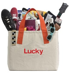 Lucky's Upfront Giveaway