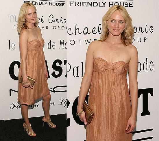 Celebrity Style: Amber Valetta