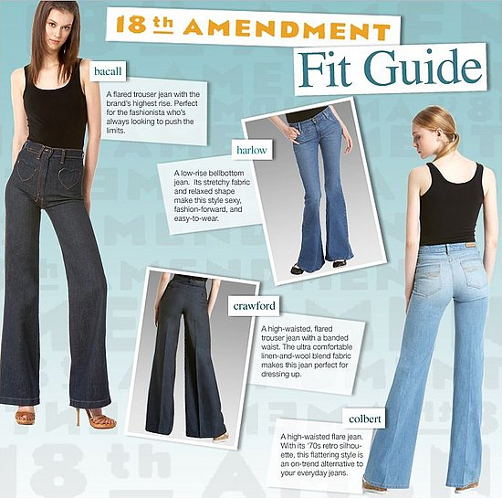 Simply Fab: eLuxury Denim Fit Guide and Designer Q&A