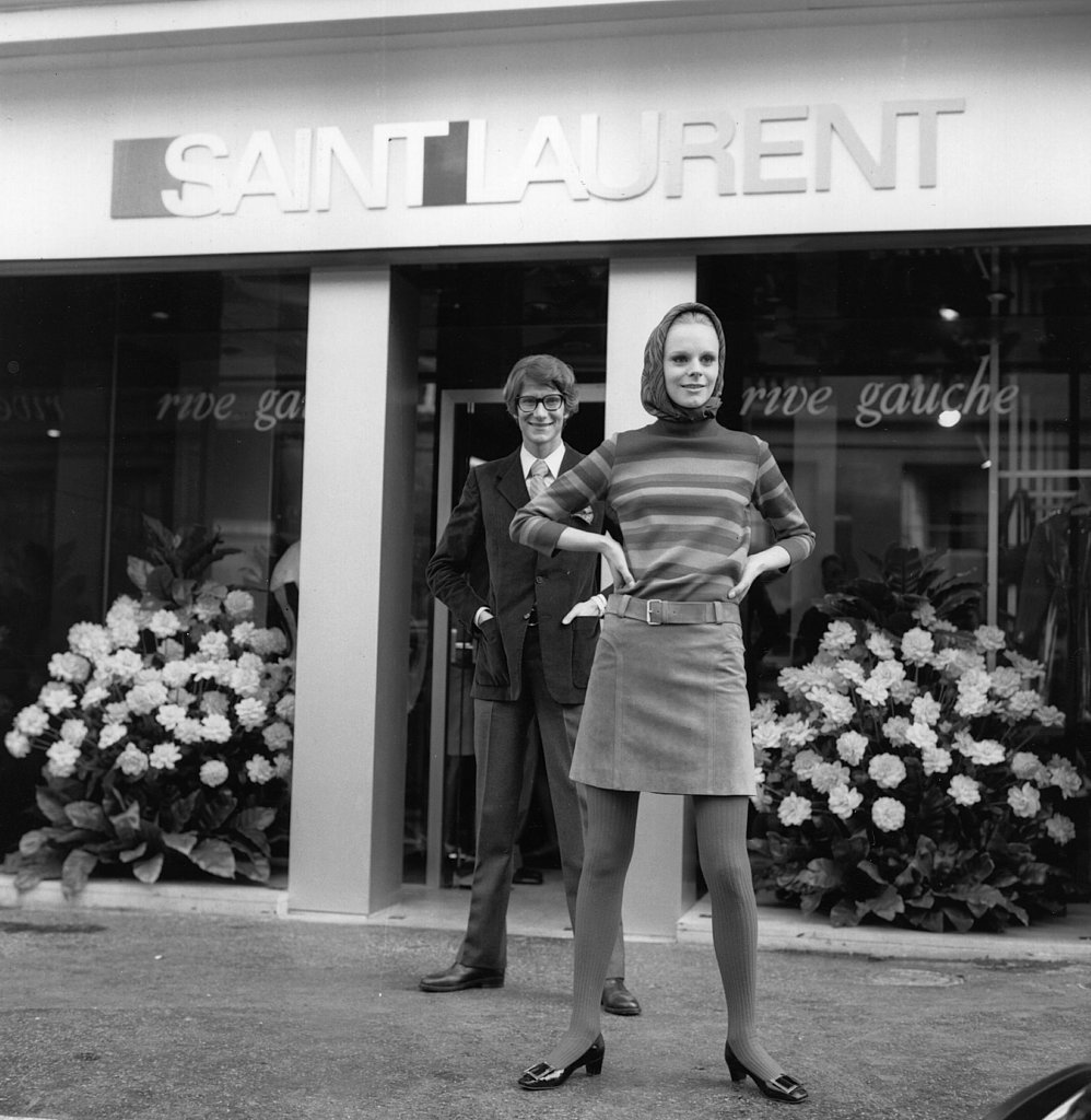 Rest In Peace Yves Saint Laurent