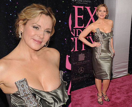 Sex and the City New York Premiere: Kim Cattrall