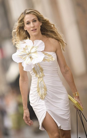 A Few Fab Words With Sex and the City's Sarah Jessica Parker