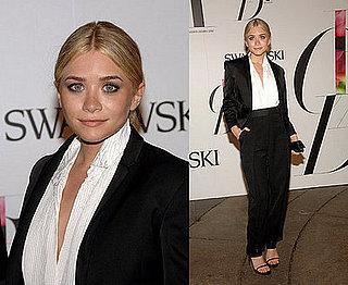 2008 CFDA Awards: Ashley Olsen