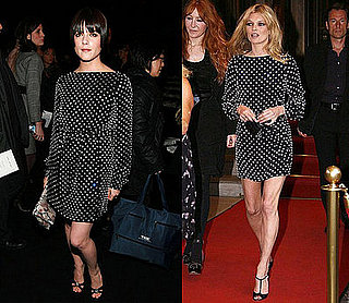Who Wore It Better? Marc Jacobs Jeweled Dot Dress