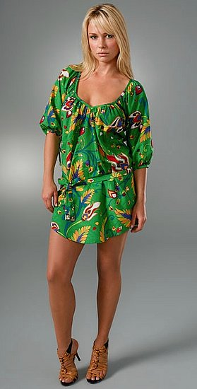 T-Bags Print V Neck Dress: Love It or Hate It?