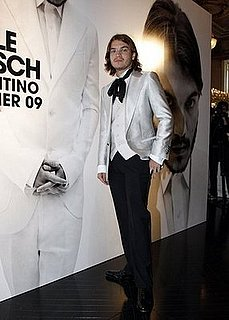 Emile Hirsch, Valentino Man: Hottie or Nottie?