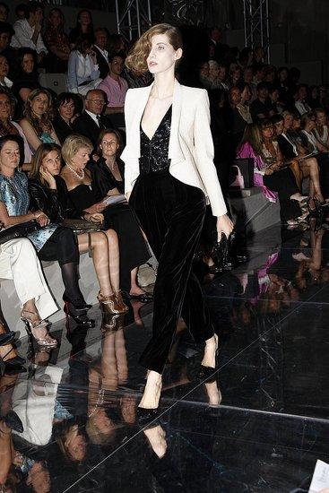 2008 Fall Couture: Giorgio Armani