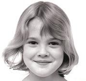 Transformation — Drew Barrymore