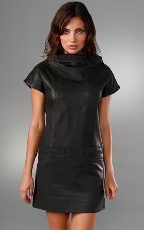 Marc by Marc Jacobs Leather Dress: Love It or Hate It?