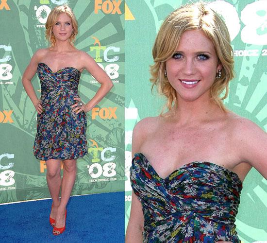 Teen Choice Awards: Brittany Snow
