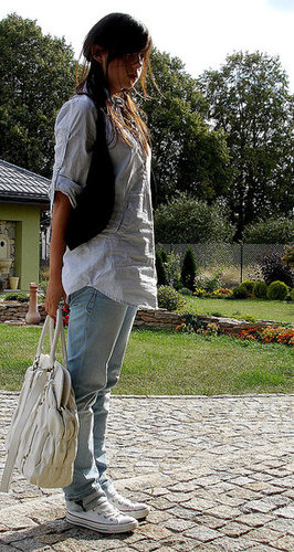 Look of the Day: Casual Cool
