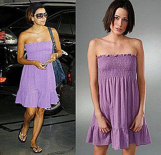 Eva Longoria Shopping at Sport Chalet in LA
