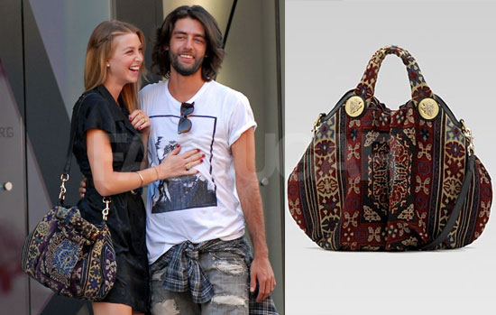 The Bag to Have: Whitney Port's Gucci Hysteria