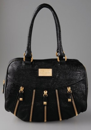 Trend Alert: Crackled Handbags